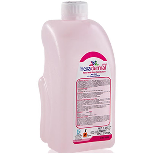 Dezinfekce Hexadermal 500ml